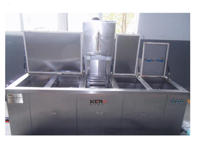 钛棒过滤器滤芯用超声波清洗机怎么处理?