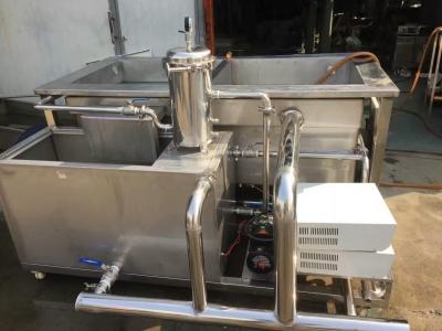 超声波清洗机生产厂家操作时使用什么液体?