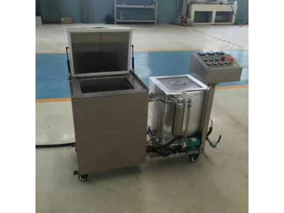 通过式喷淋清洗机在使用过程会出现哪些问题?