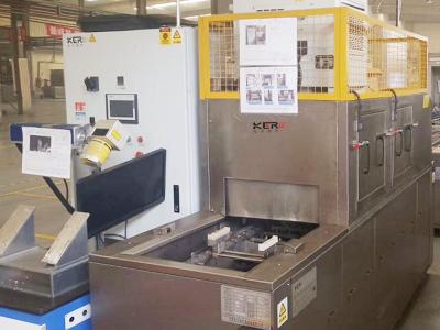 KRZD-TC系列数控涂层清洗机