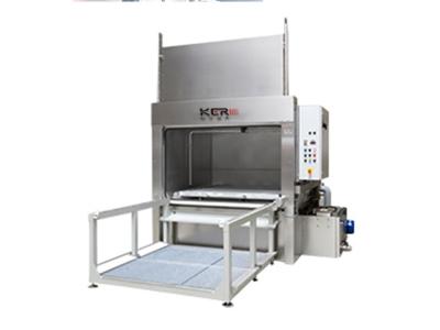 KRXZ-C系列全自动机加部品旋转喷淋清洗机