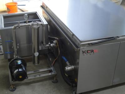 KRU系列汽保型超声波清洗机