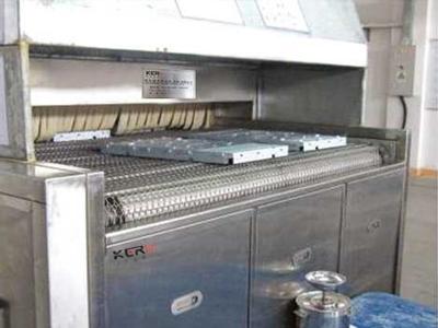 KRWD-G系列网带通过式清洗机