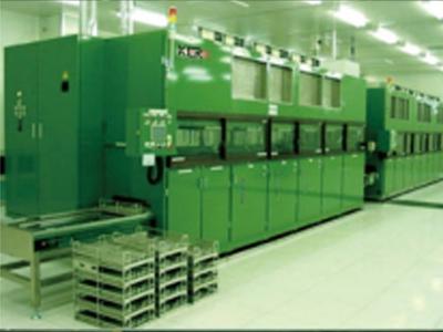 多工位全自动真空碳氢清洗机